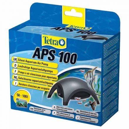Tetra Légpumpa Aps-100 Antracit (Nagyon Csendes!)