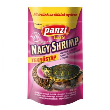 Panzi Szárított Shrimp  400Ml