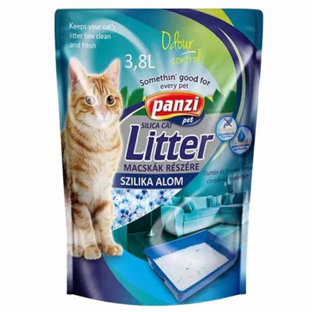 Panzi Pussy Cat Szilikonos Cicaalom  3,8L