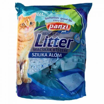 Panzi Pussy Cat Szilikonos Cicaalom  8L