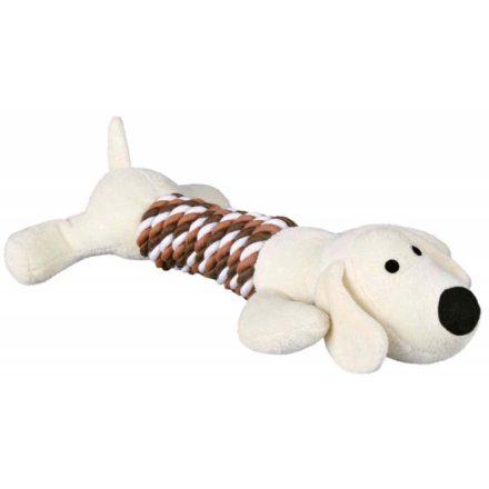 Trixie Kutyajáték Plüss Kutya Kötéllel 32cm