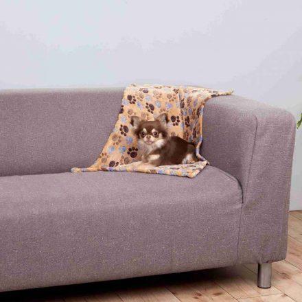 Trixie Laslo Blanket Pléd Bézs Mintás  75 X 50 Cm
