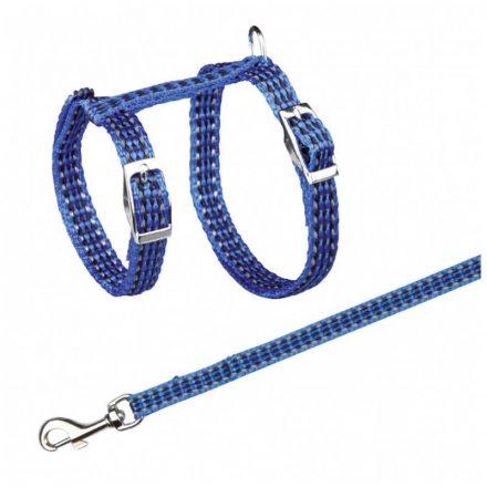 Trixie Cica Hám Szett Fényvisszaverős