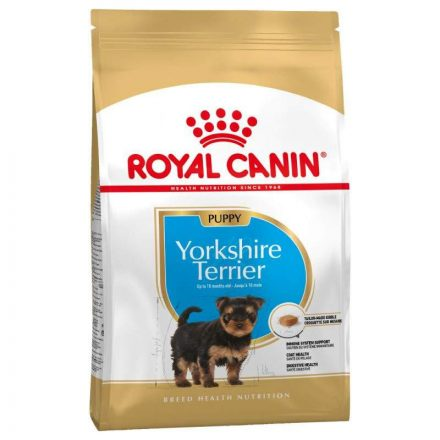 Royal Canin Kutyatáp Breed Yorkshire Terrier Puppy  1,5Kg