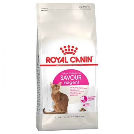 Royal Canin Cicatáp Savour Exigent  2Kg