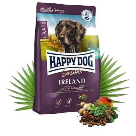 Happy Dog Kutyatáp Sensible Ireland Lazac+Nyúl  1Kg