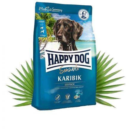 Happy Dog Kutyatáp Sensible Karibik Tengeri Hal  1Kg