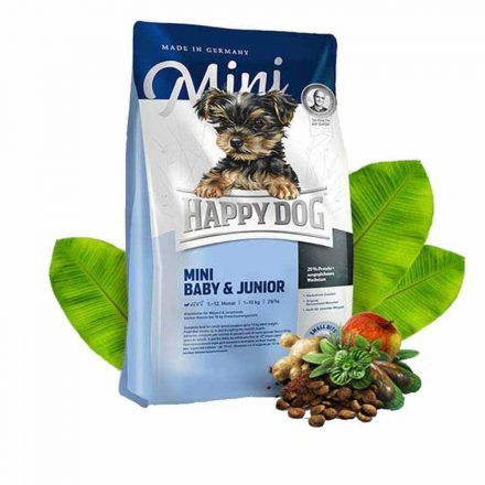 Happy Dog Kutyatáp Mini Baby & Junior 29  1Kg