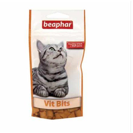 Beaphar Vit Bits Vitaminos Jutalomfalat Cicáknak  35G