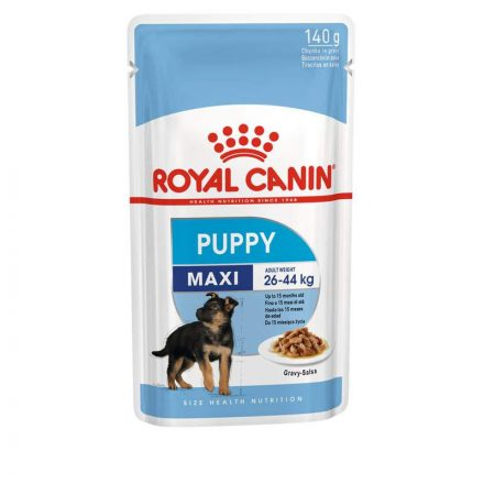 Royal Canin Alutasakos Kutyakonzerv Maxi Puppy  140G