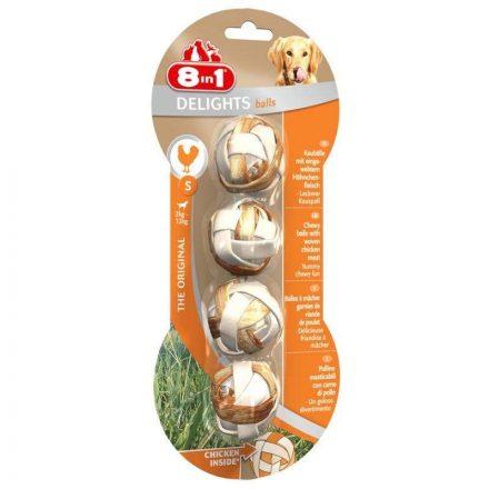 8In1 Jutalomfalat Delight Chicken Balls S