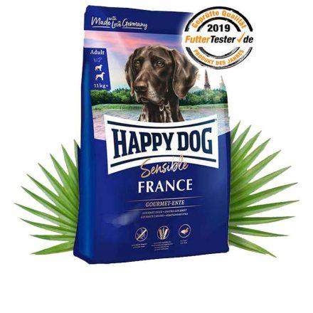 Happy Dog Kutyatáp Sensible France Ínyenc Kacsa  1Kg