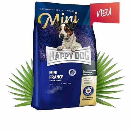 Happy Dog Kutyatáp Mini France  1Kg