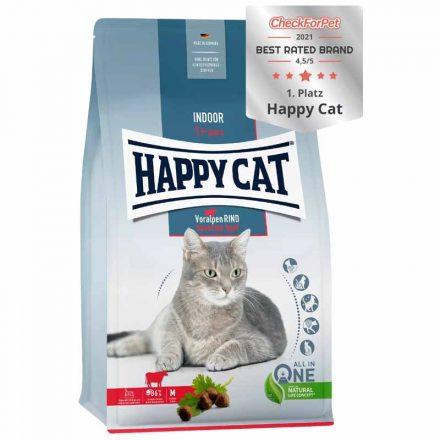 Happy Cat Cicatáp Fit&Well Adult Indoor Marha  1,4Kg