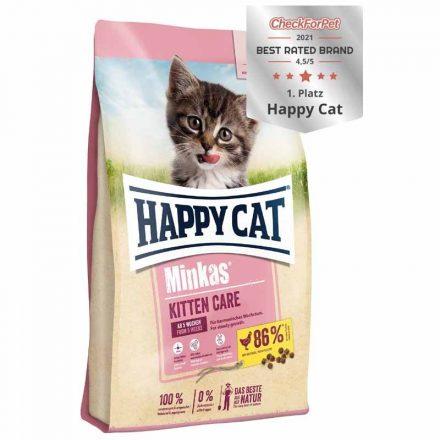 Happy Cat Cicatáp Minkas Kitten Care  1,5Kg