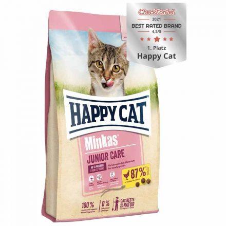 Happy Cat Cicatáp Minkas Junior Care  1,5Kg